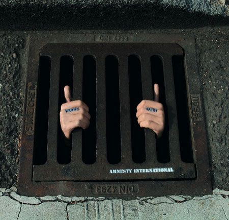 amnesty-international-guerilla-marketing