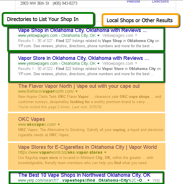 Free Vape Shop Marketing Resources: Find Free Directories