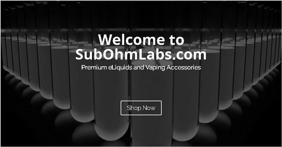 Sub Ohm Laboratories: eLiquid Manufacturing and Distribution