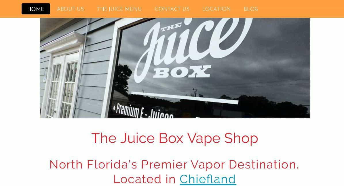 The Juice Box Vape Shop