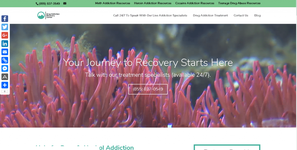 Drug Addiction Recovery Center