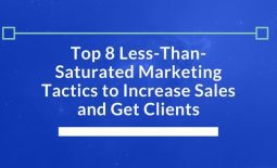 Marketing Tacticts to Increase Sales and Get Clients