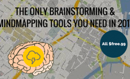 Free MindMapping and Brainstorming Tools in 2017